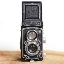 Rolleiflex – ljubav na drugo oko